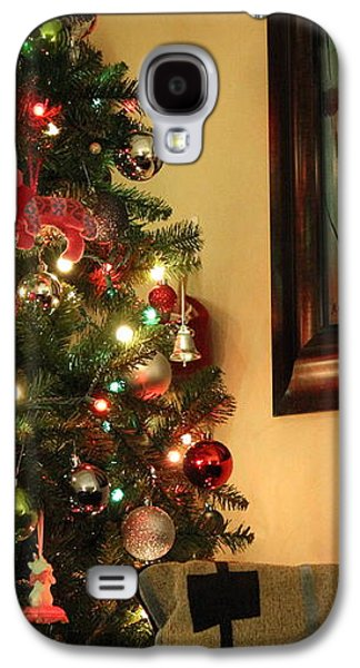 Religious Galaxy S4 Cases - Christmas Eve Galaxy S4 Case by Kevin Haralson
