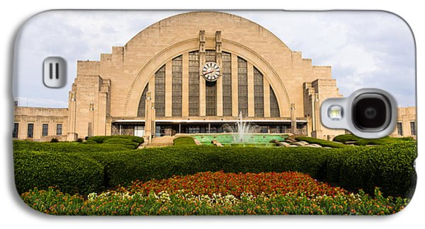 Terminal Photographs Galaxy S4 Cases - Cincinnati Museum Center at Union Terminal Galaxy S4 Case by Paul Velgos