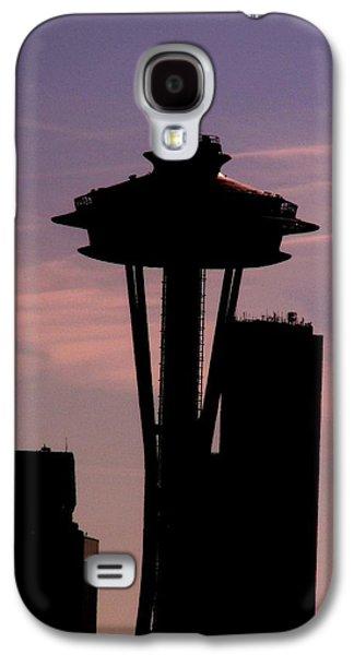 City Needle Galaxy S4 Case by Tim Allen