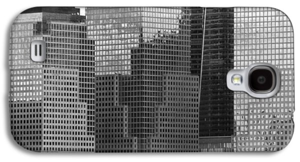 Business Galaxy S4 Cases - City - NY - Brookfield Place Galaxy S4 Case by Mike Savad