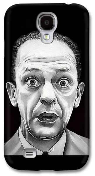 Andy Griffith Show Galaxy S4 Cases - Classic Barney Fife Galaxy S4 Case by Fred Larucci