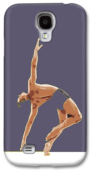 Classical Ballet Dancer Galaxy S4 Case by Joaquin Abella