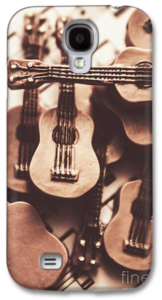 Classical Music Recording Galaxy S4 Case by Jorgo Photography - Wall Art Gallery