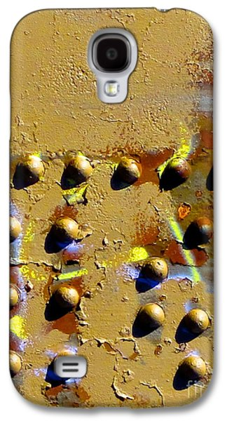 Bison Digital Galaxy S4 Cases - Clean Slate Galaxy S4 Case by Mut Magic Collaborative