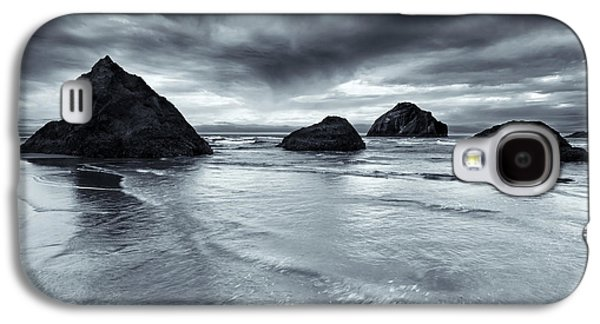 Clearing Storm Galaxy S4 Case by Mike  Dawson