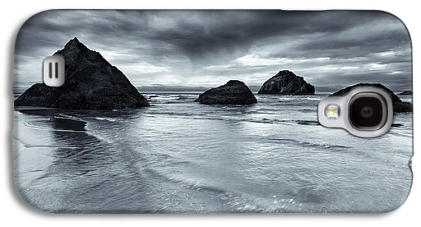 Recently Sold -  - Landscapes Photographs Galaxy S4 Cases - Clearing Storm Galaxy S4 Case by Mike  Dawson
