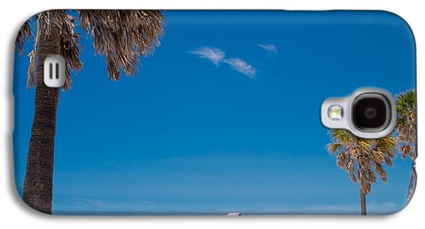 Landscapes Photographs Galaxy S4 Cases - Clearwater Beach Galaxy S4 Case by Adam Romanowicz