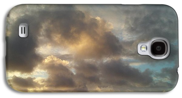 Recently Sold -  - Abstract Digital Photographs Galaxy S4 Cases - Clouds 3 Galaxy S4 Case by AR Teeter
