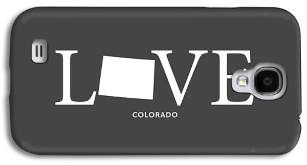 Fort Collins Galaxy S4 Cases - CO Love Galaxy S4 Case by Nancy Ingersoll