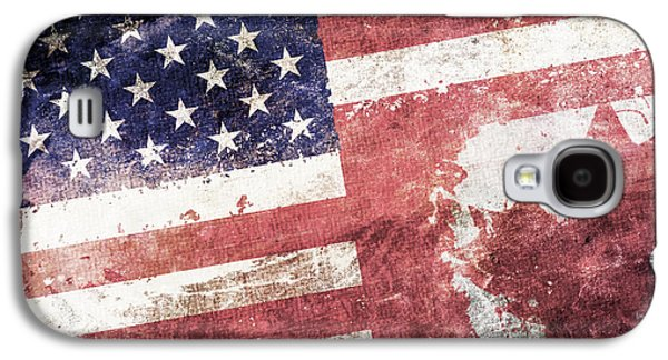 4th July Digital Galaxy S4 Cases - Co-Patriots  Galaxy S4 Case by Az Jackson