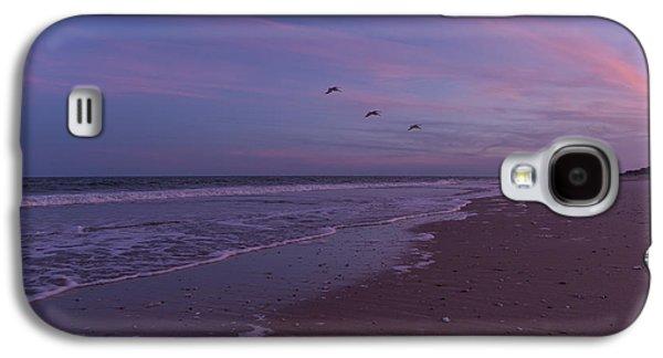 Topsail Galaxy S4 Cases - Coastal Patrol Galaxy S4 Case by Betsy C  Knapp