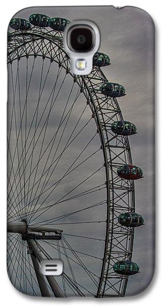 Coca Cola London Eye Galaxy S4 Case by Martin Newman