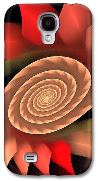 Galaxy S4 Cases - Cock-a-doodle-do Galaxy S4 Case by Anastasiya Malakhova