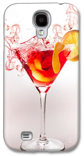 Cocktail  Galaxy S4 Case by Ivan Vukelic