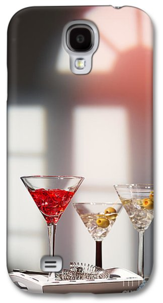 Cocktails At House Party Galaxy S4 Case by Amanda Elwell