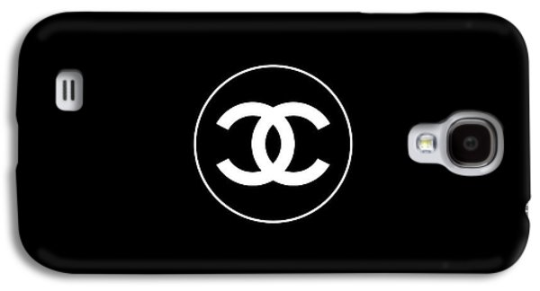Coco Chanel Galaxy S4 Case by Tres Chic