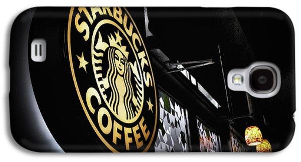 Coffee Break Galaxy S4 Case by Spencer McDonald