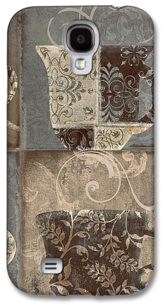 Coffee Flavors IIi Galaxy S4 Case by Mindy Sommers