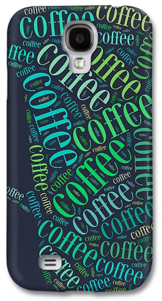Coffee Time Galaxy S4 Case by Bill Cannon