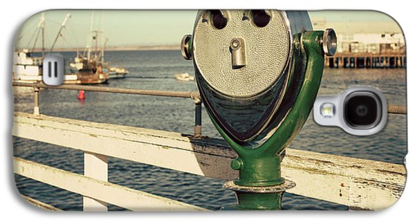 Coin-operated Binoculars Galaxy S4 Case by Juli Scalzi