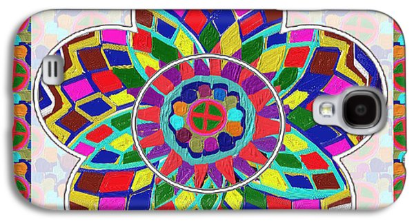 Metal Prints Pyrography Galaxy S4 Cases - Collector quality High Energy n Healing Mandala Decorations by NavinJoshi at FineArtAmerica.com Galaxy S4 Case by Navin Joshi