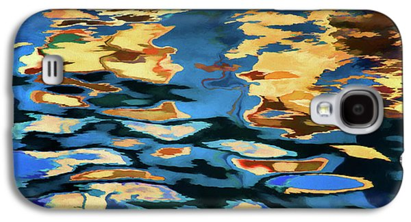Color Abstraction Lxix Galaxy S4 Case by David Gordon