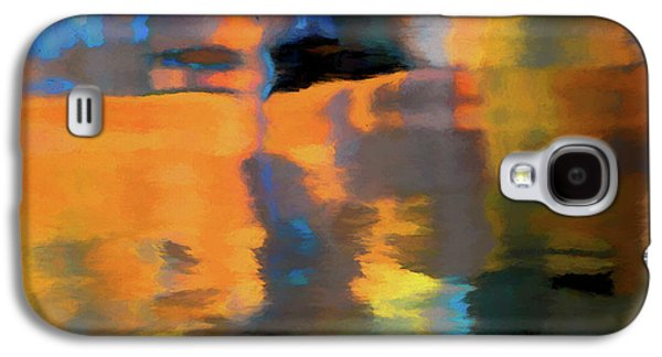 Color Abstraction Lxxii Galaxy S4 Case by David Gordon