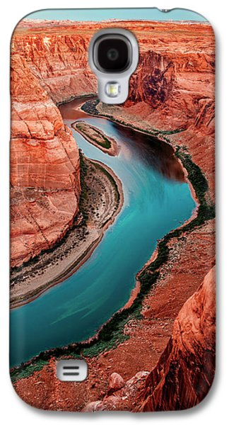 Epic Galaxy S4 Cases - Colorado River Bend Galaxy S4 Case by Az Jackson