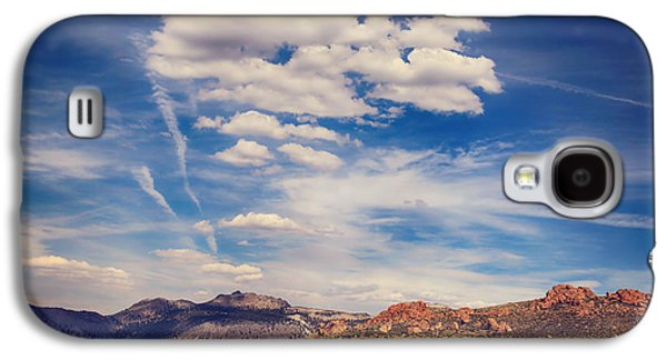 Landscapes Photographs Galaxy S4 Cases - Come Together Galaxy S4 Case by Laurie Search