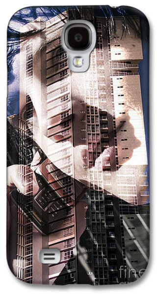 Communication Age Galaxy S4 Case by Jorgo Photography - Wall Art Gallery
