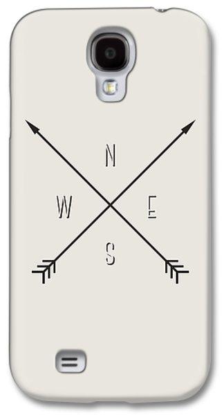 Compass Galaxy S4 Case by Taylan Soyturk
