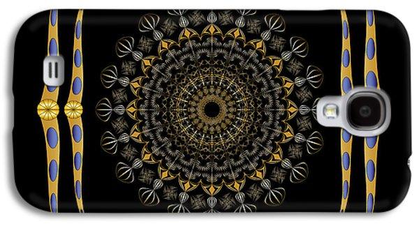 Ancient Galaxy S4 Cases - Complexical No 1863 Galaxy S4 Case by Alan Bennington