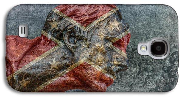 Confederate Veteran  Galaxy S4 Case by Randy Steele