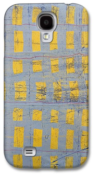 Abstracted Reliefs Galaxy S4 Cases - Confetti Galaxy S4 Case by Francisco Gonzalez