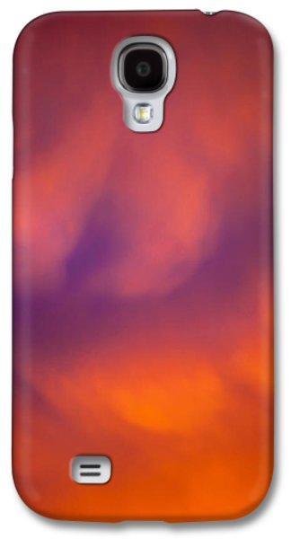 Raging Galaxy S4 Cases - Confusion Galaxy S4 Case by Az Jackson