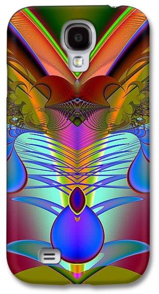 Abstract Forms Galaxy S4 Cases - Contractual Galaxy S4 Case by Solomon Barroa