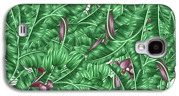 Cool Tropic  Galaxy S4 Case by Mark Ashkenazi