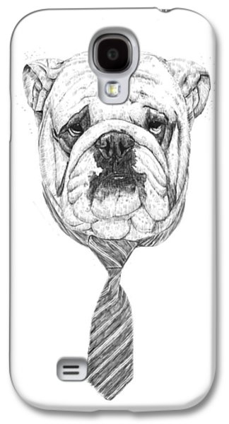 Cooldog Galaxy S4 Case by Balazs Solti