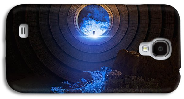 Surreal Landscape Galaxy S4 Cases - Core Galaxy S4 Case by Michal Karcz