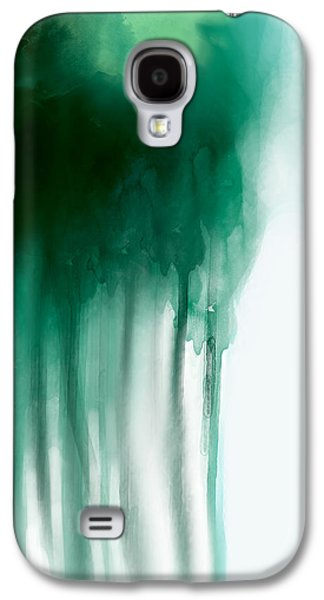Abstract Digital Paintings Galaxy S4 Cases - Corpse Galaxy S4 Case by Lindsey Cormier