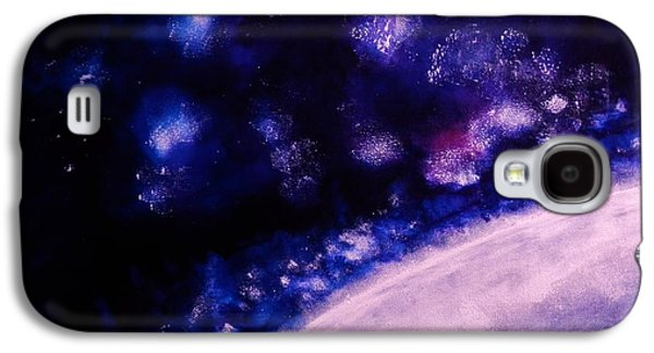 Cosmic Dance Galaxy S4 Case by Mario Lorenz