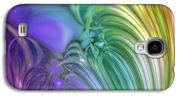 Dreamscape Galaxy S4 Cases - Country Dusk Galaxy S4 Case by Mindy Sommers