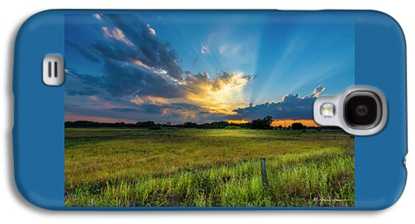 Country Life Galaxy S4 Case by Marvin Spates