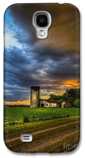 Tempest Galaxy S4 Cases - Country Tempest Galaxy S4 Case by Marvin Spates
