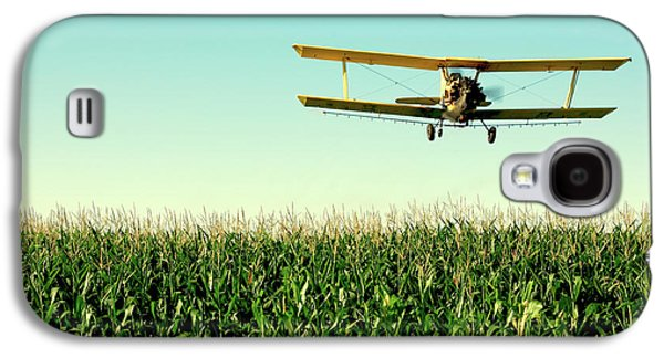 Crops Dusted Galaxy S4 Case by Todd Klassy