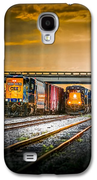 Csx Two For One Galaxy S4 Case by Marvin Spates