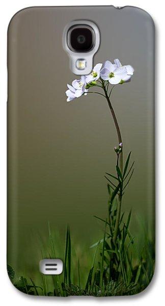 Cuckoo Flower Galaxy S4 Case by Ian Hufton