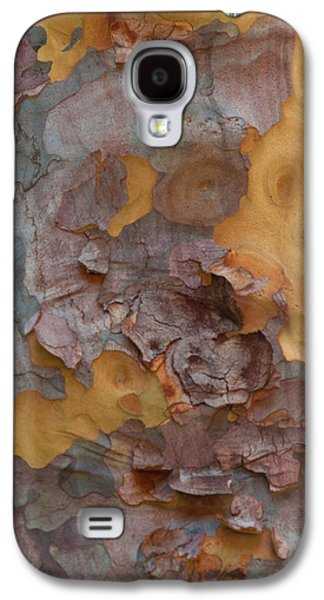 Impressionism Pyrography Galaxy S4 Cases - Curiosity Galaxy S4 Case by Artist Jacquemo