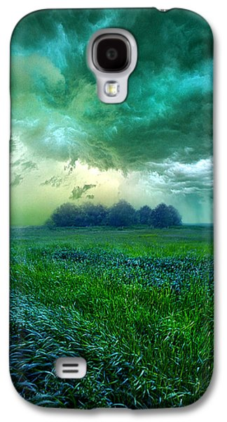 Hope Photographs Galaxy S4 Cases - Cutting Loose Galaxy S4 Case by Phil Koch