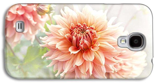 Dahlia 'fairway Spur' Galaxy S4 Case by Jacky Parker